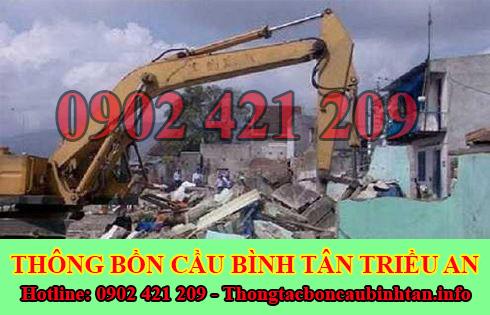 Thu mua xác nhà kho xưởng cũ Quận Bình Tân 0902 421 209